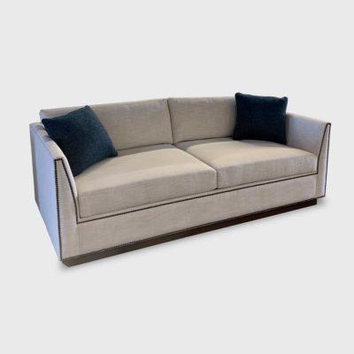 Bradbury cream sleeper sofa