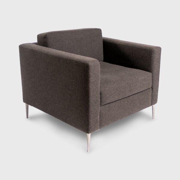 Danbury Lounge Chair by Jamie Stern Furniture