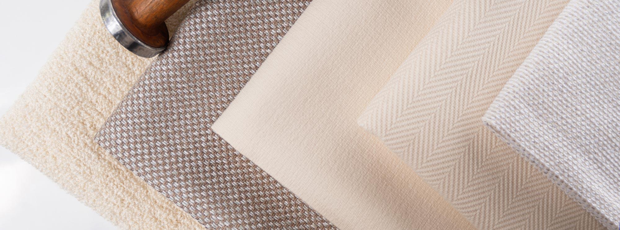 Fabrics from Jamie Stern